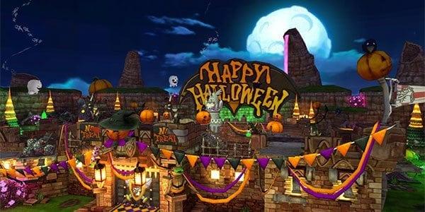 Happy Wars Halloween