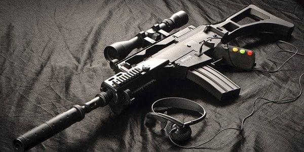Imagem da Semana: Sniper Controller