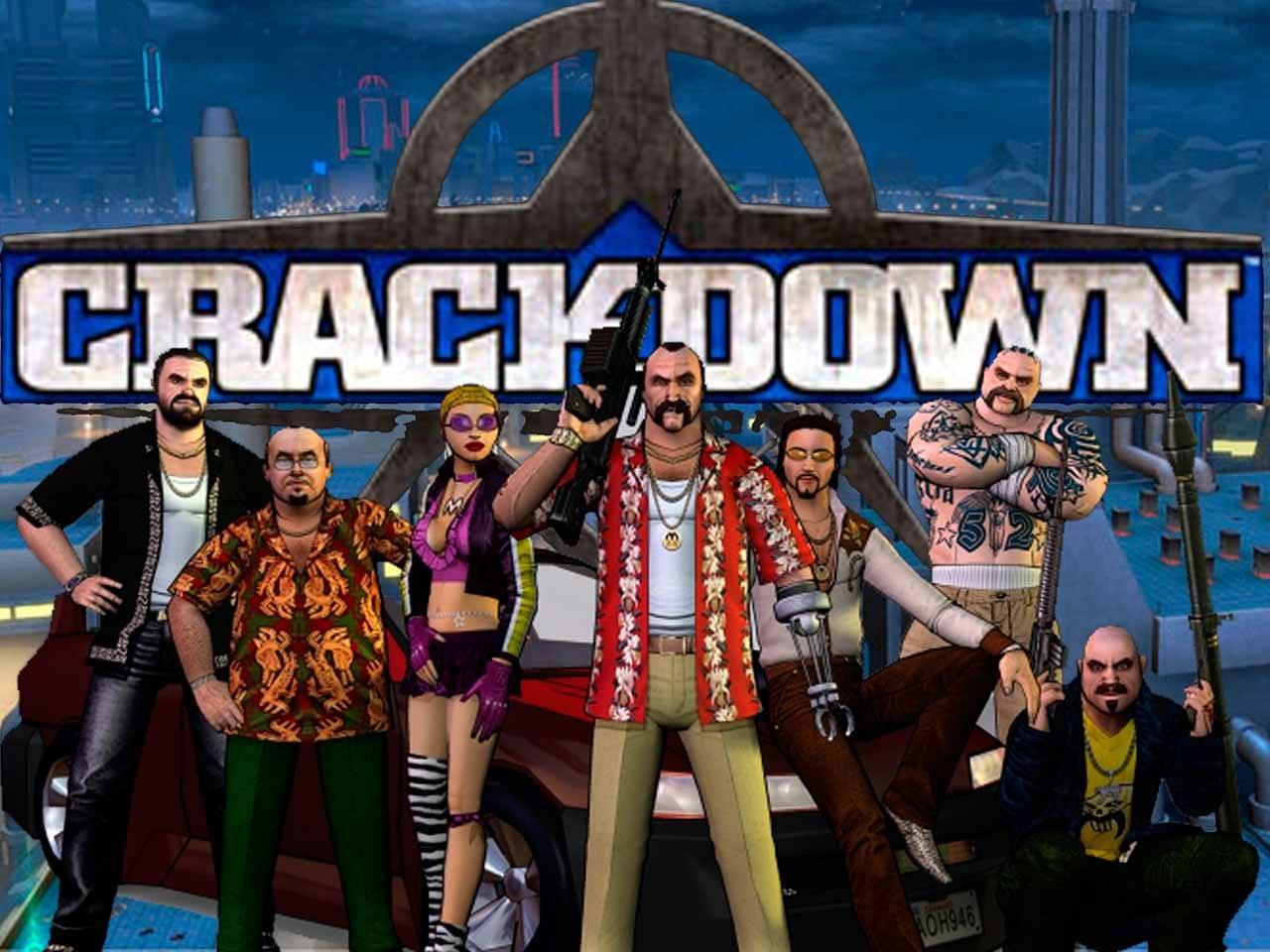 Novo Crackdown revelado na E3