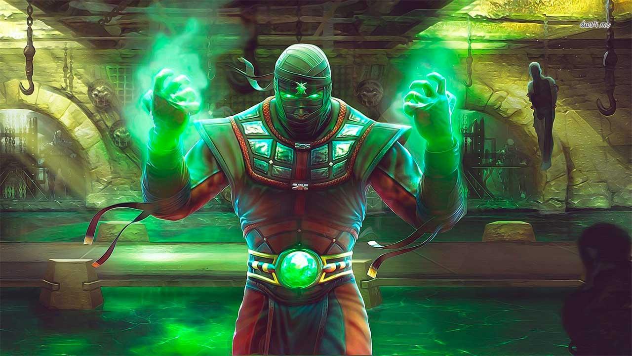 Ermac confirmado em Mortal Kombat X