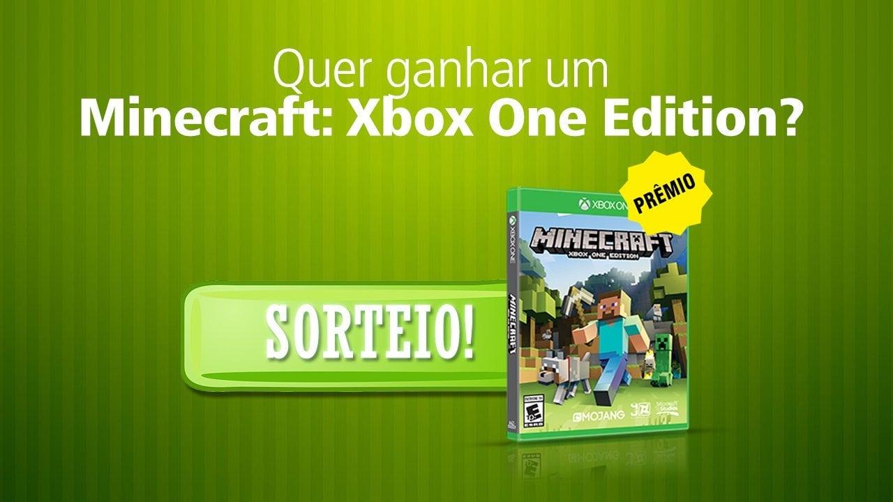 SORTEIO: Construa seu Universo Xbox no Minecraft