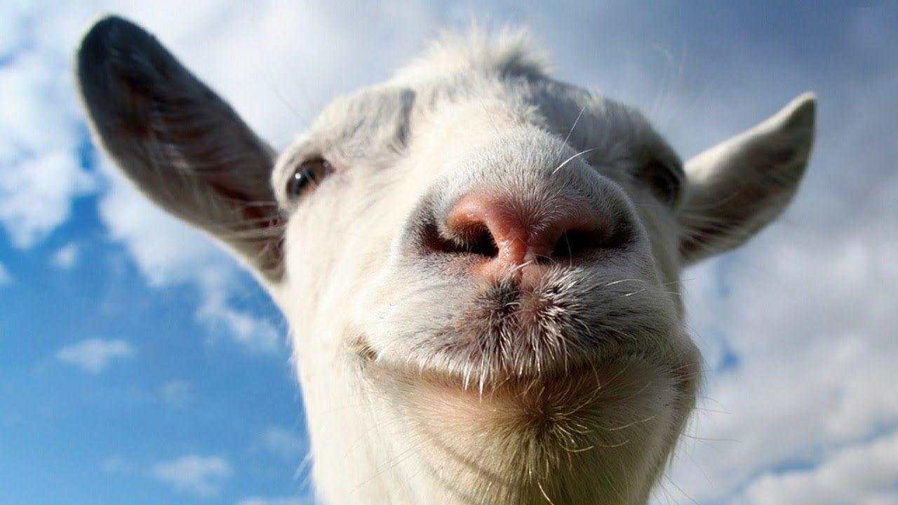 Goat Simulator chegando para Xbox One e Xbox 360