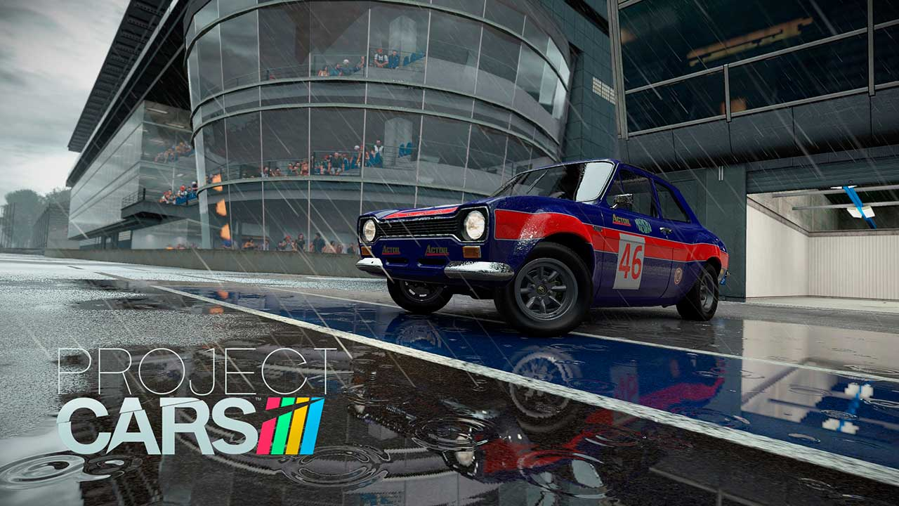 Project Cars – Imagens do Xbox One