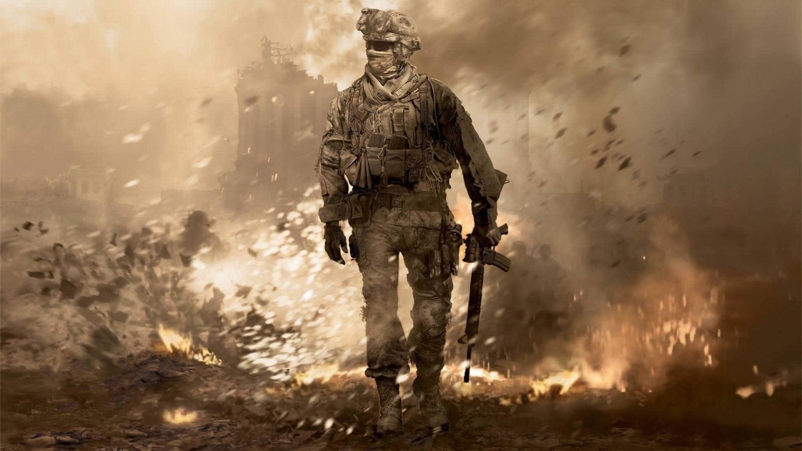 Você não poderá comprar Call of Duty Remastered separadamente