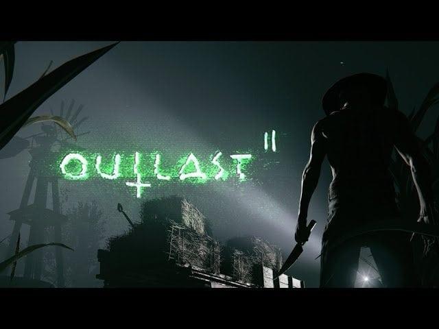 O medo pode ser o seu maior aliado, confira o novo gameplay de Outlast II