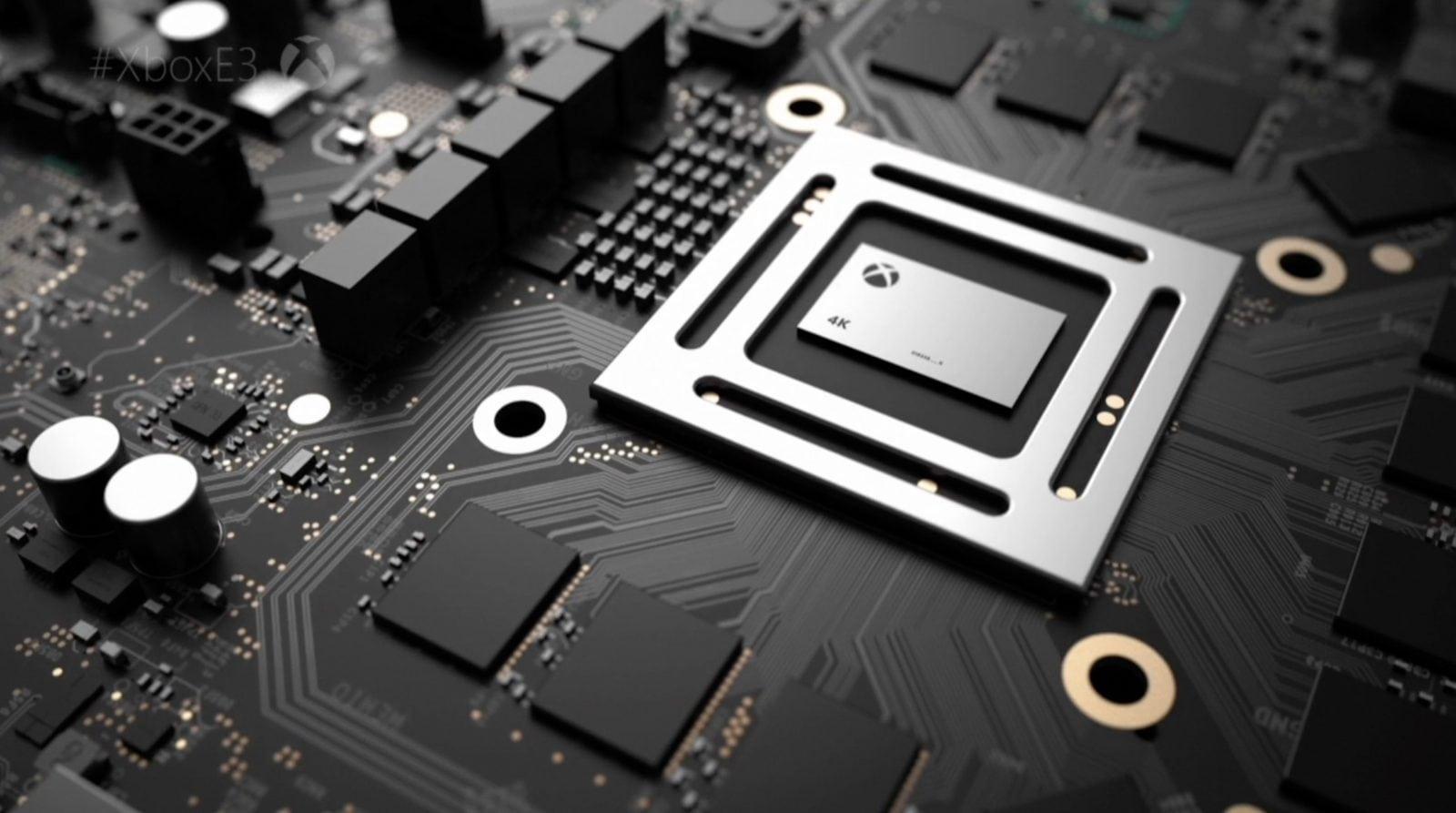 """Quanto o Xbox Scorpio vai custar? """"É um produto Premium"""" diz  chefe de marketing do Xbox"""