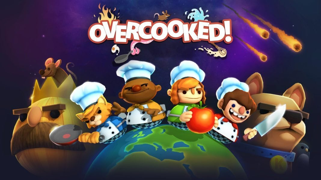 Overcooked grátis