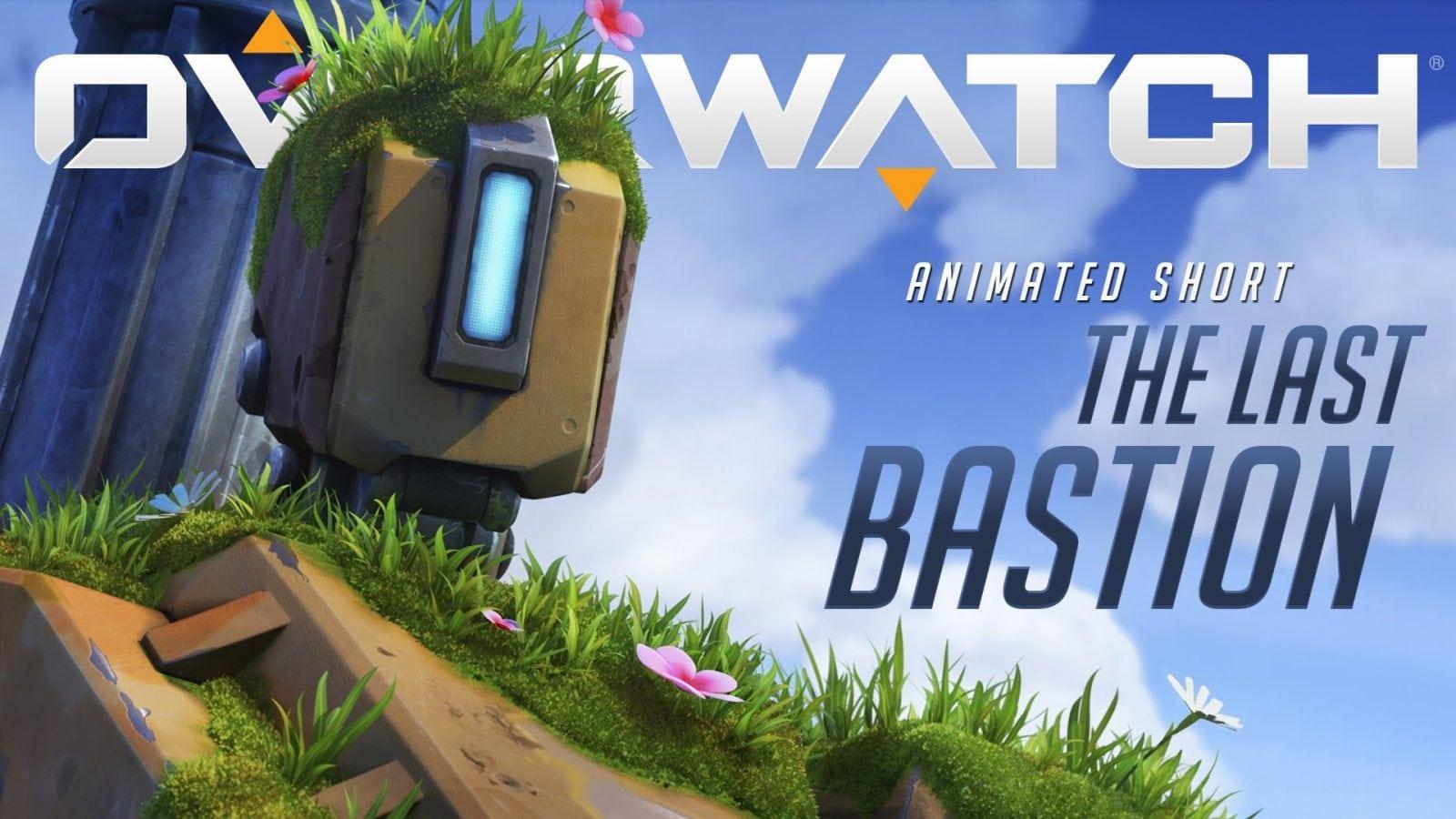 Descubra a origem de Bastion no novo curta animado de Overwatch