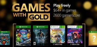 games with gold novembro 2016