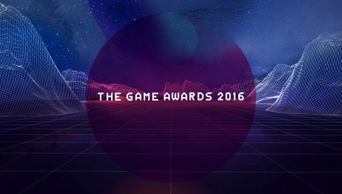the games award 2016