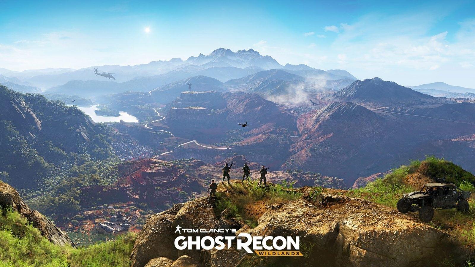 Closed beta de Ghost Recon Wildlands está chegando!