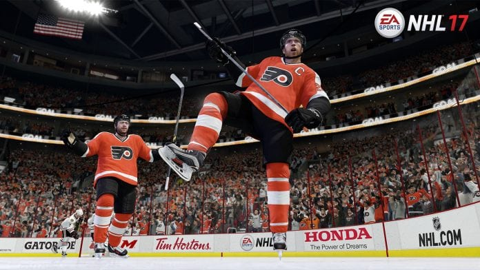 NHL 17 EA Access
