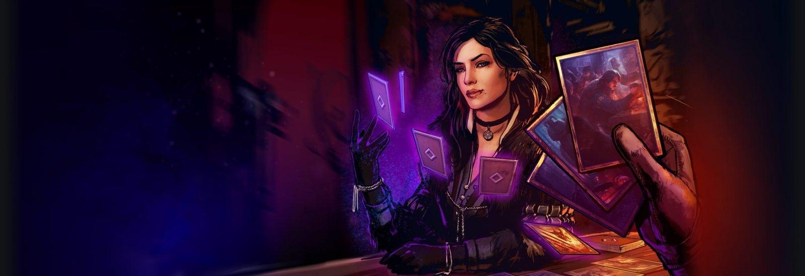 Beta Público de GWENT: The Witcher Card Game já possui data oficial