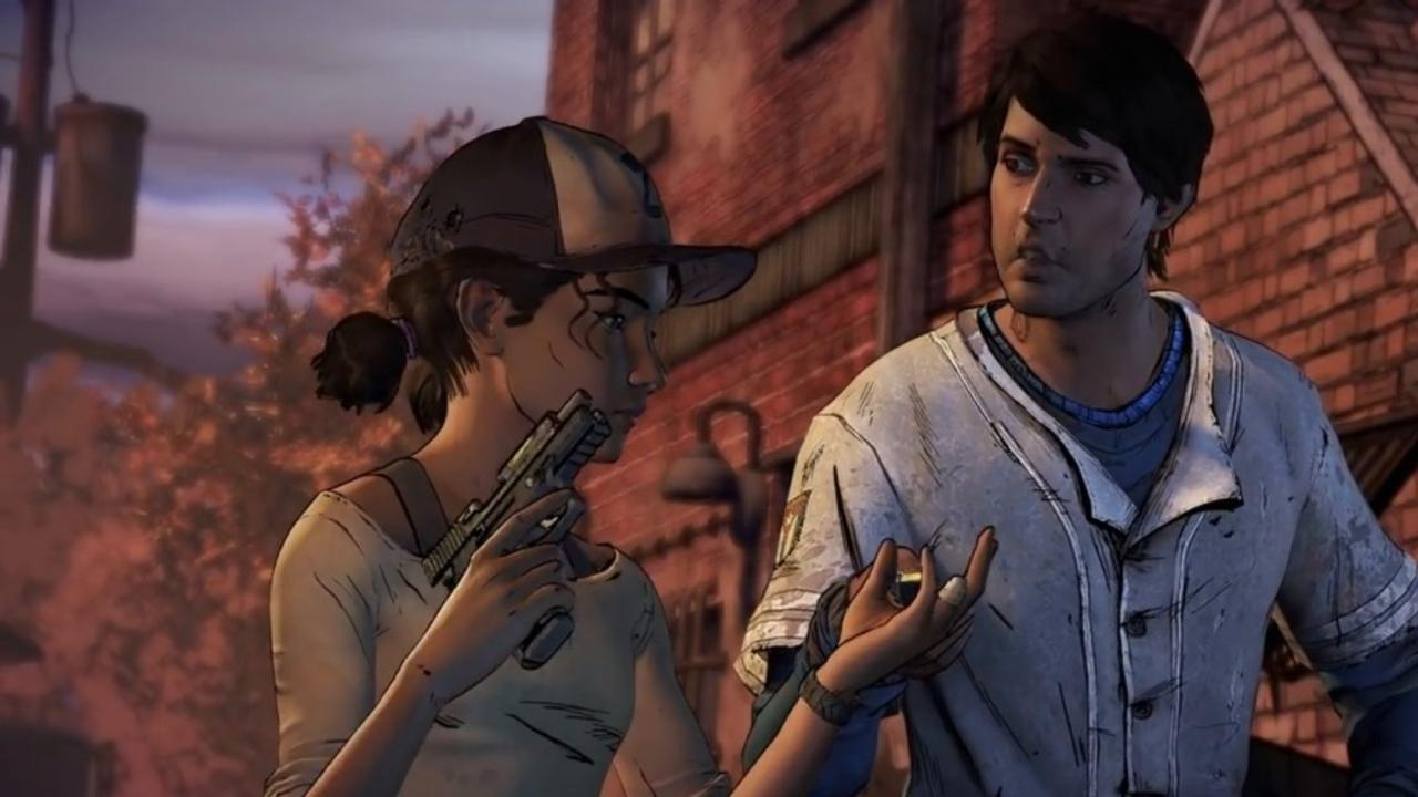 The Walking Dead – A New Frontier: Above the Law recebe novo vídeo
