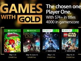 games with gold maio2017