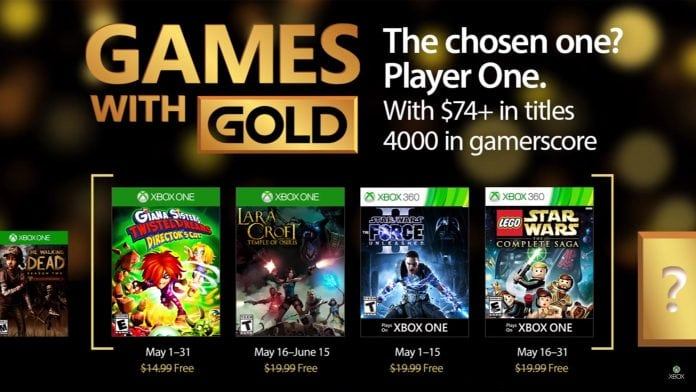 games with gold maio 2017
