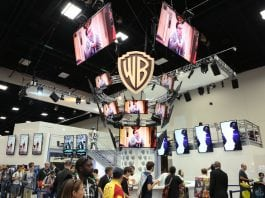 Warner Bros Comic Con 2017