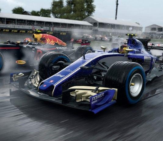 Análise Fórmula 1 2017