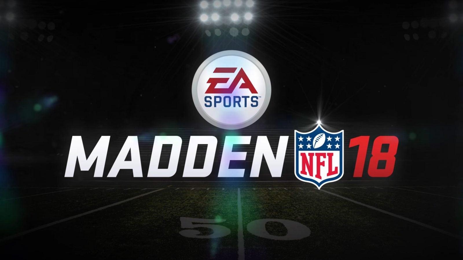 Análise: Madden NFL 18