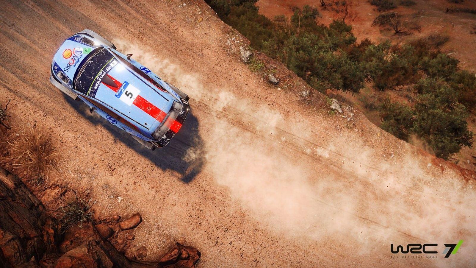 Stéphane Lefebvre, mostra como se joga WRC 7!