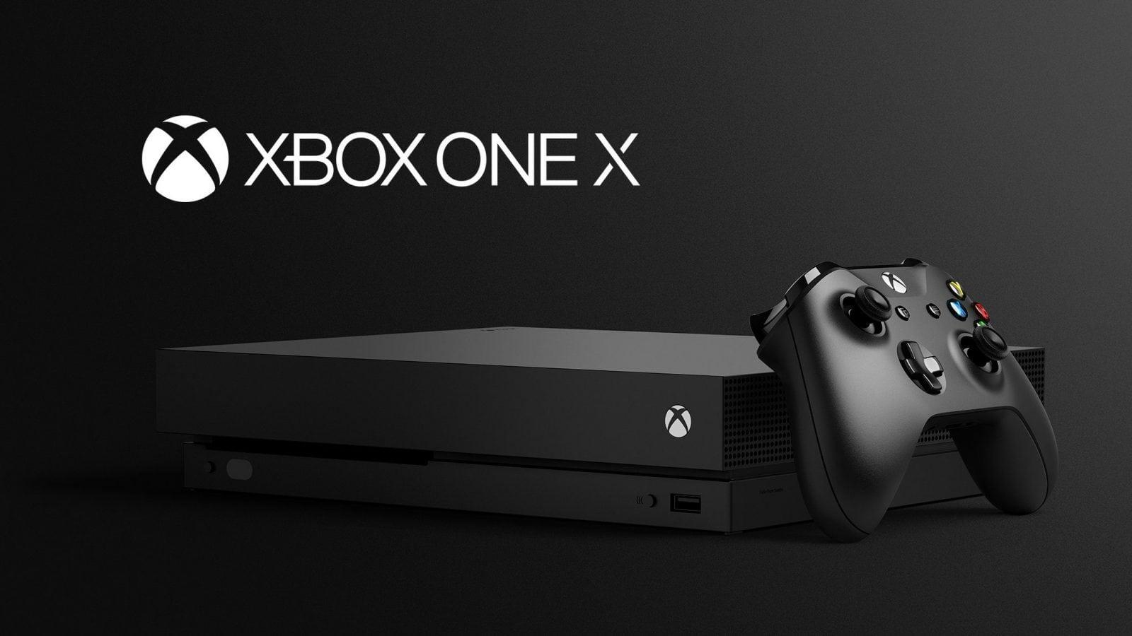 Xbox One X chega às lojas brasileiras nesta 6ª