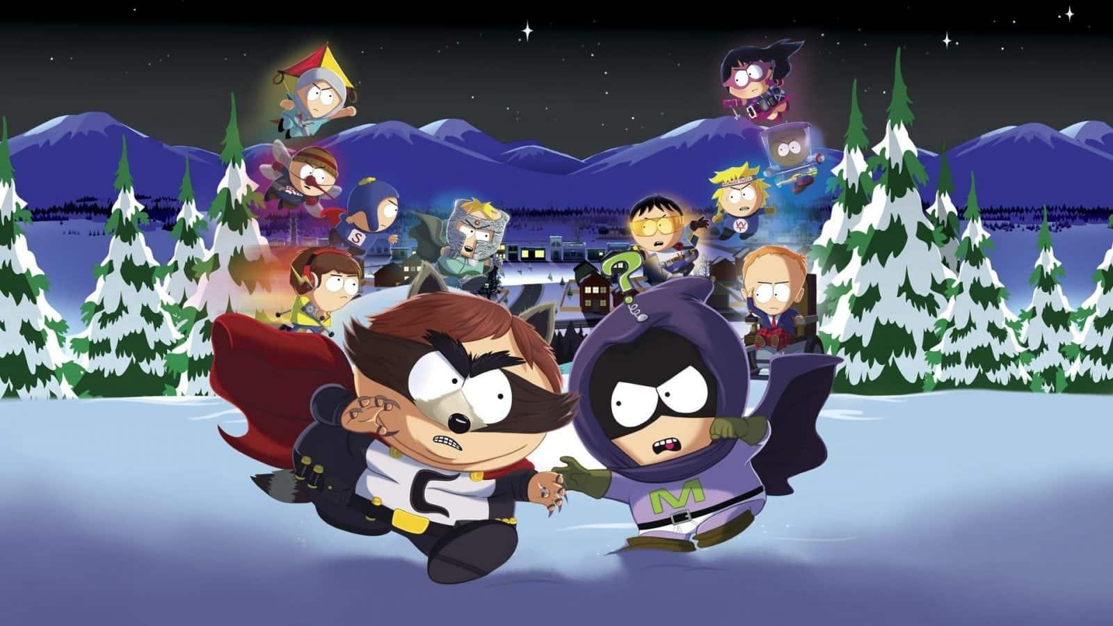 Análise   South Park: A Fenda que Abunda Força