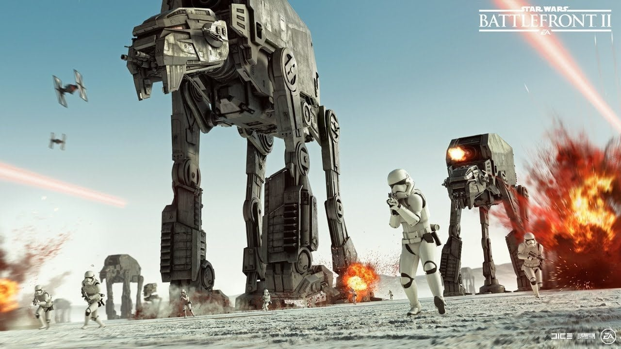 Star Wars Battlefront II O Ultimo Jedi