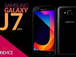 analise Samsung Galaxy J7 NEO