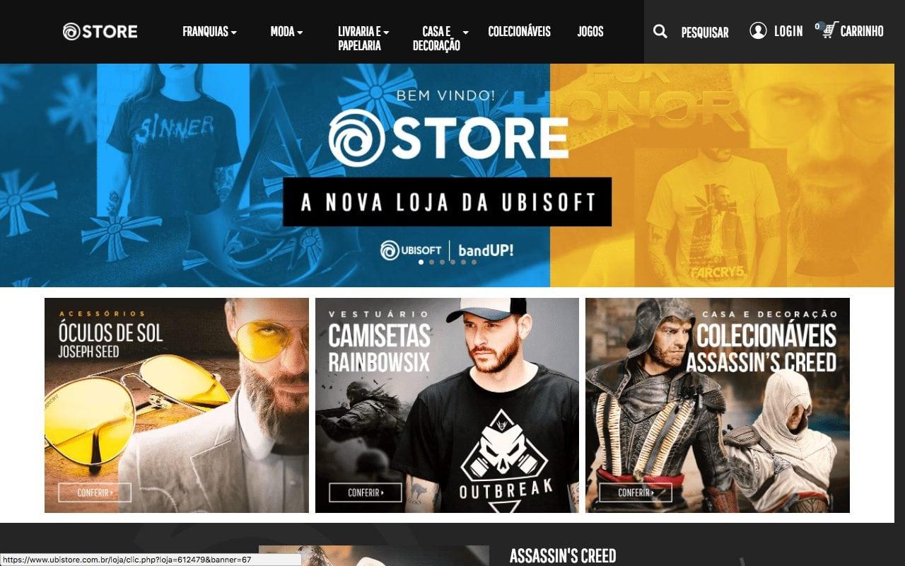 Ubisoft Store