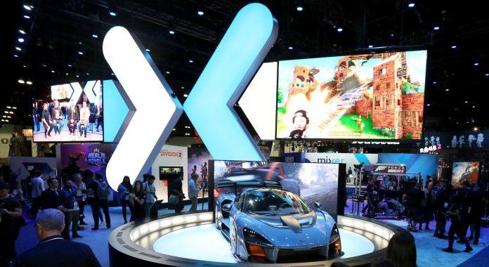 Forza Horizon 4 Mixer