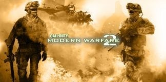 Call of Duty Modern Warfare 2 xbox retro