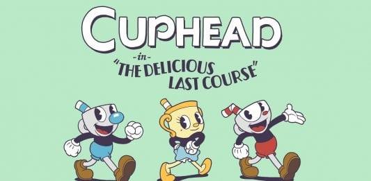 Cuphead the delicius last course