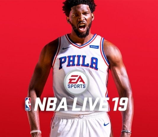 NBA Live 19 ea access