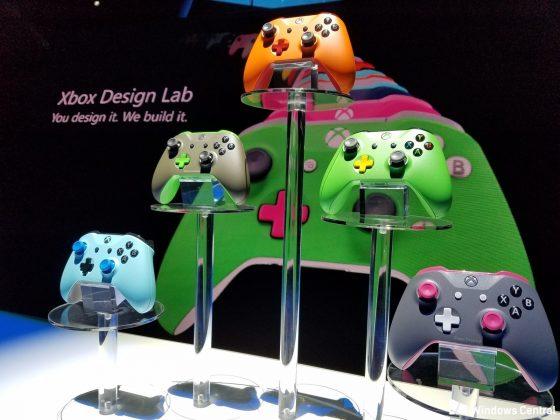 Controle Xbox One design lab