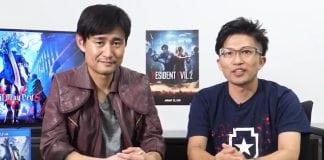 Produtores Devil May Cry 5 Resident Evil 2