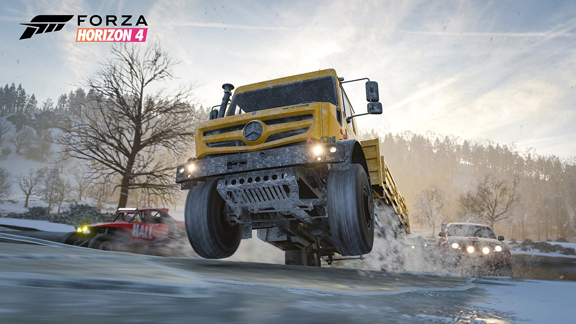 Best of Bond Car Forza Horizon 4