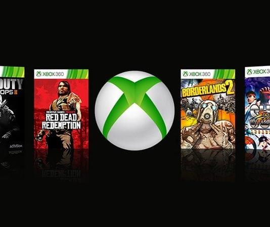 xbox one promoção jogos retro