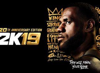NBA 2K19 - Análise / Review