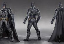 Batman Arkhan