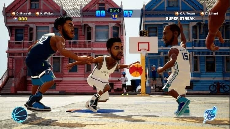 NBA 2K Playgrounds 2 - Análise / Review