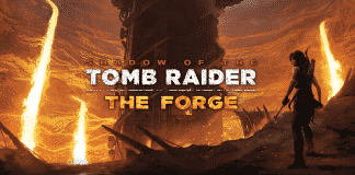 The Forge Shadow of the Tomb Raider