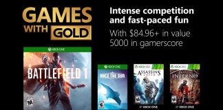 games with gold novembro 2018