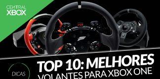 top10 melhores volantes xbox one 2018 2019