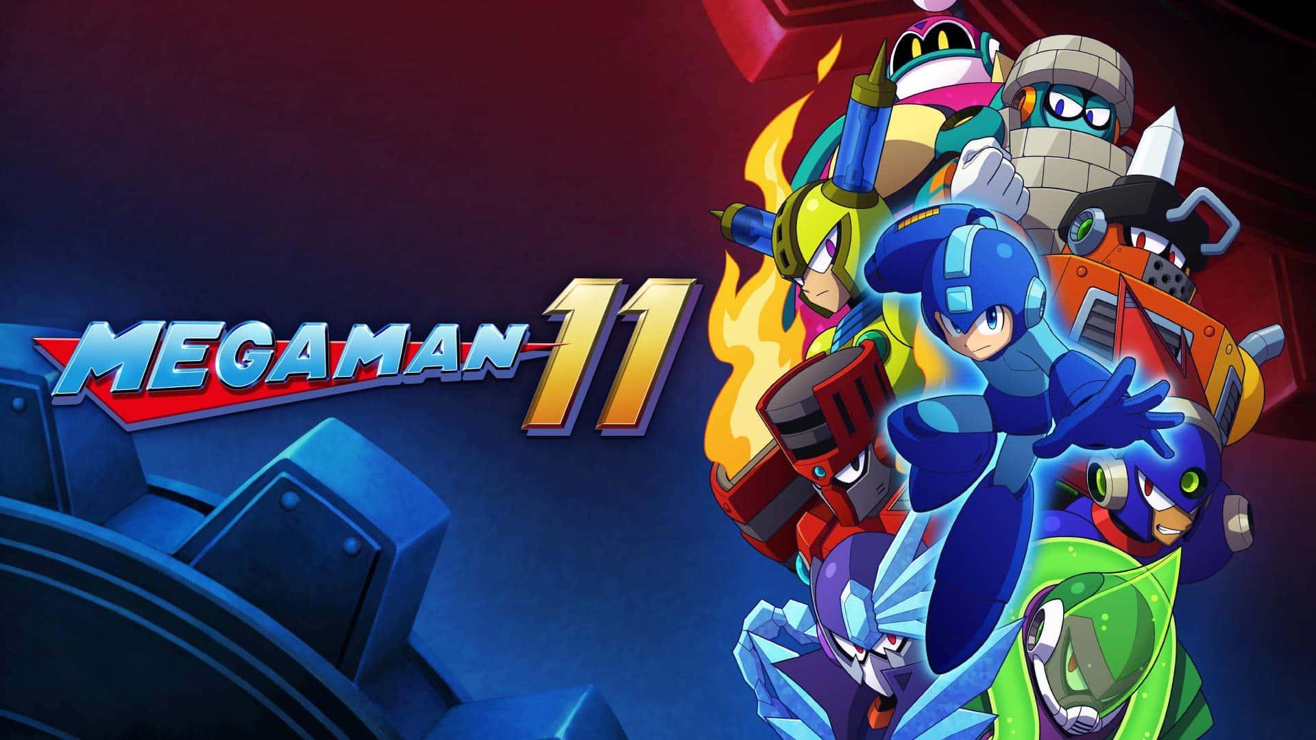 Mega Man 11 - Análise / Review