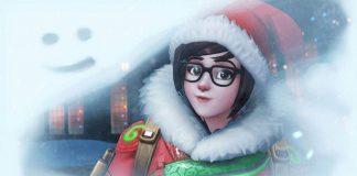 Overwatch Paraíso Congelante