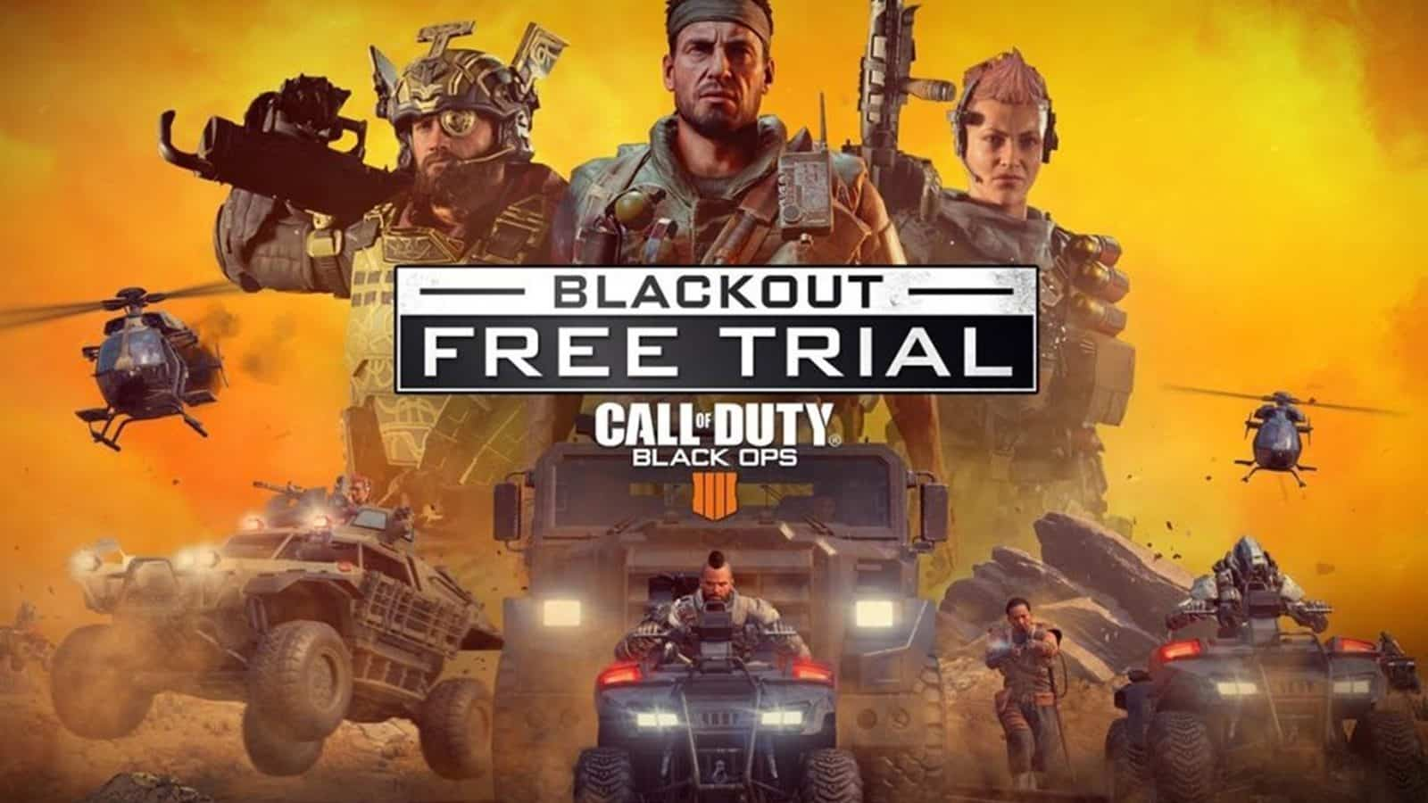 Xbox One Blackout