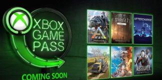 xbox game pass janeiro