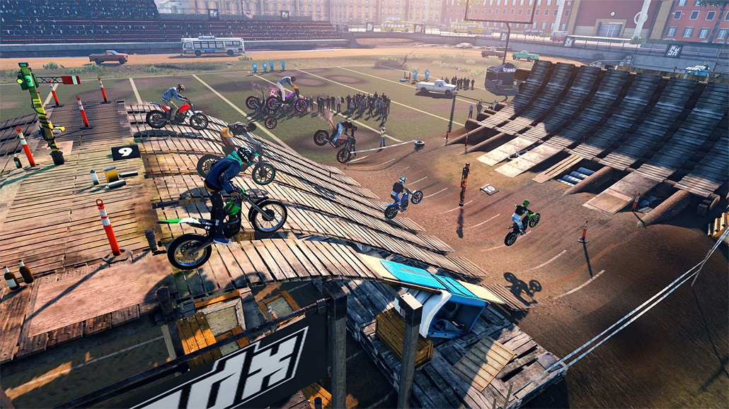 Trials Rising - Análise / Review