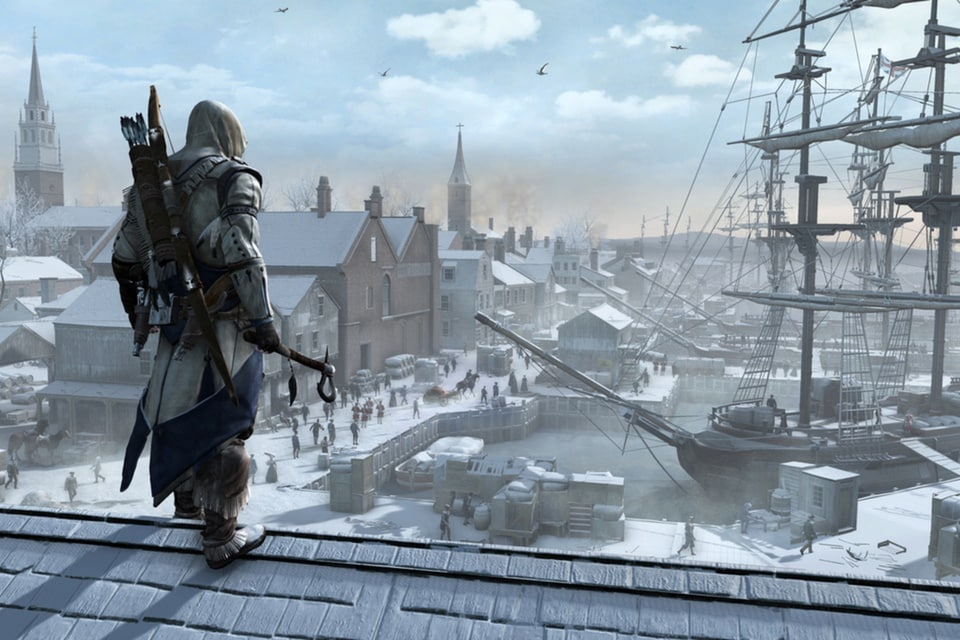 Pega essa Análise! Assassin's Creed III Remastered