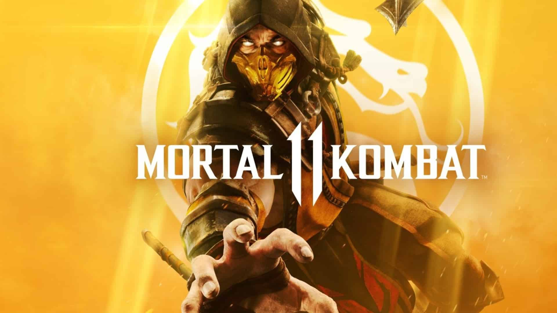 Mortal Kombat 11 trailer